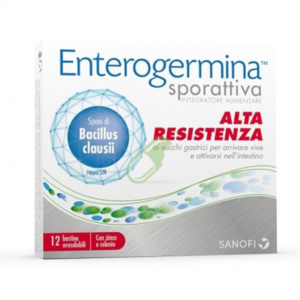 ENTEROGERMINA Sporatt.12 Bust.