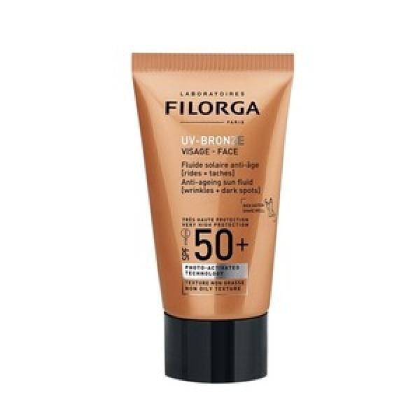 Filorga Uv Bronze Face 50+40ml