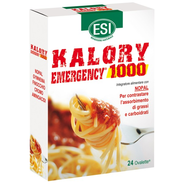 KALORY EMERGENCY 1000 24OVAL E