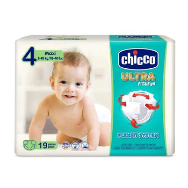 CH Pann.Ultra 4 Maxi(8-18)19pz