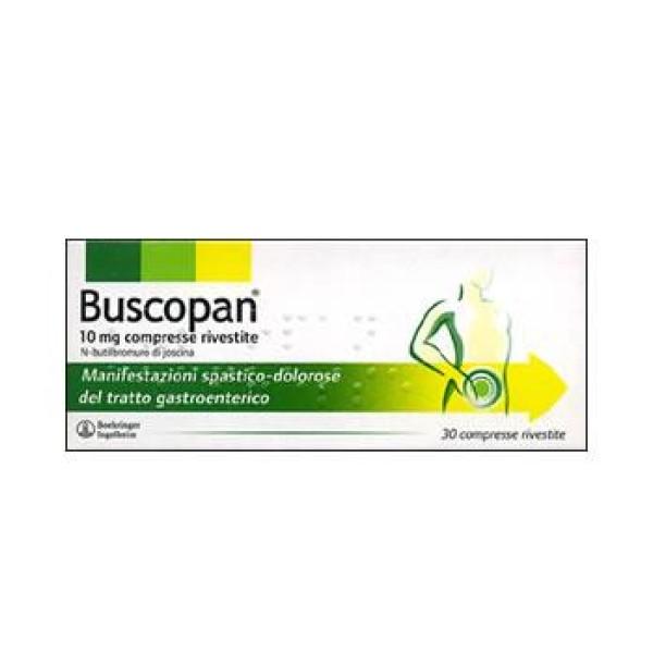 BUSCOPAN 10mg 30 Cpr