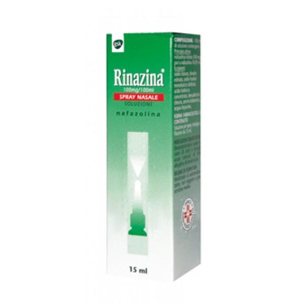 RINAZINA Spray Naso 15ml