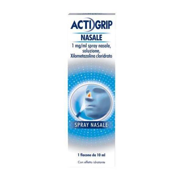 ACTIFED Decong.Spray 10ml