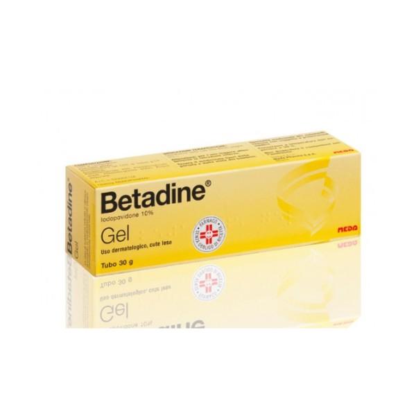 BETADINE 10% Gel  30g