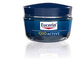 Eucerin Q10 Active Crema Viso Notte 50 ml