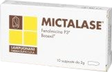 MICTALASE 10SUPPOSTE 2G